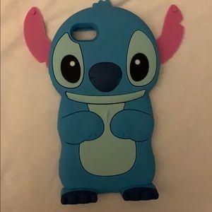 Accessories - Stitch soft phone case iPhone